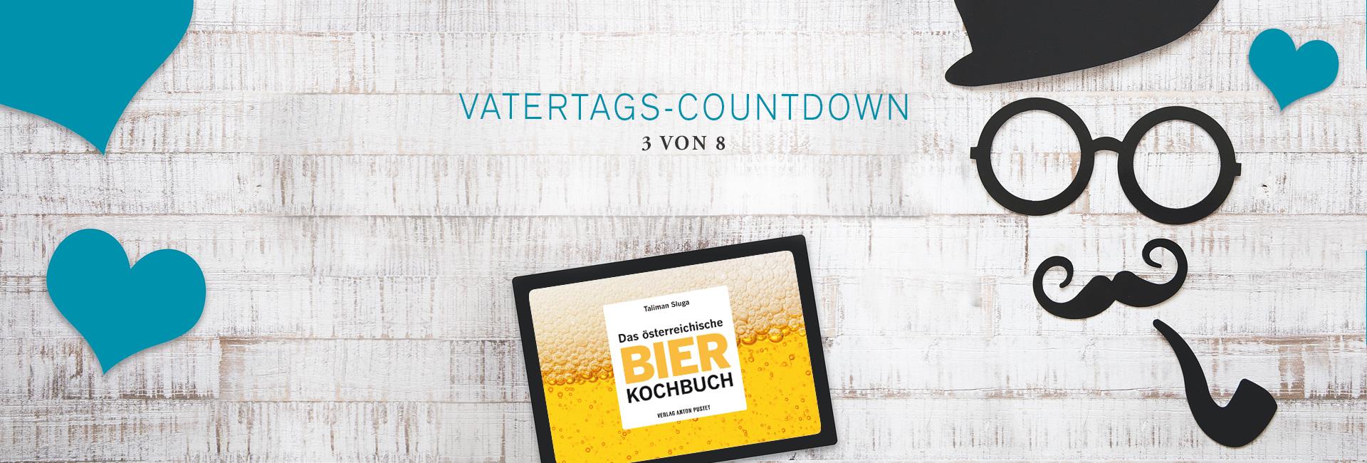 👔 Das österreichische Bier-Kochbuch