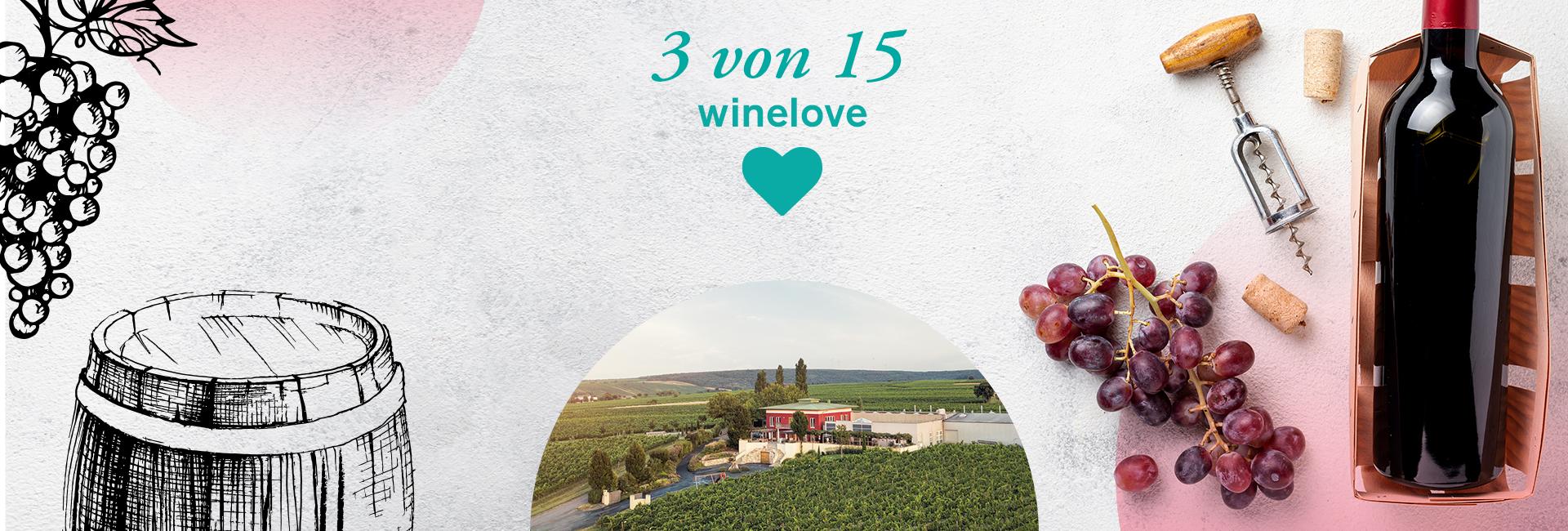 3. Weingläschen 🍷