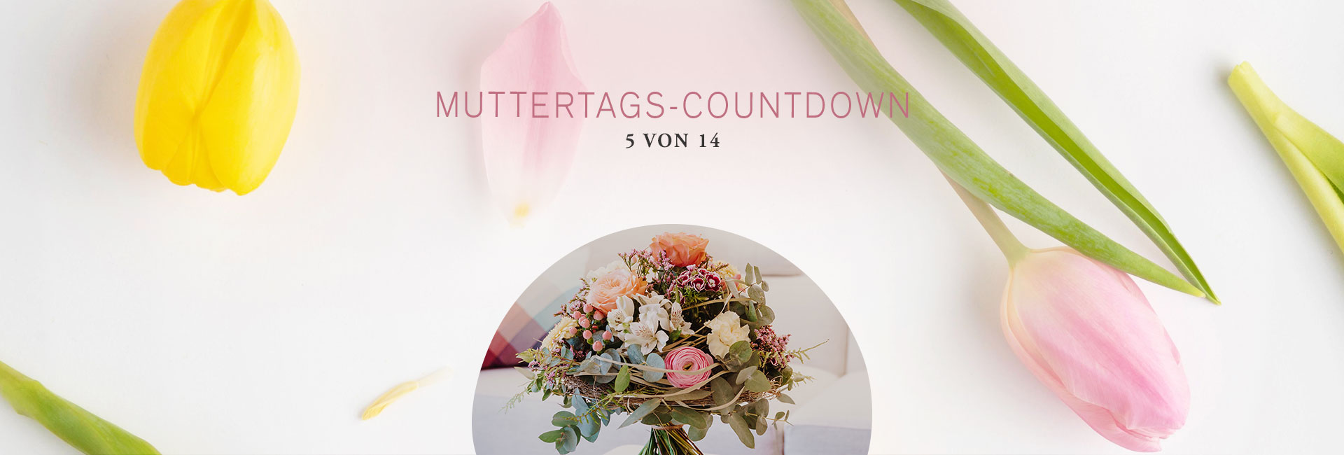 💐 Blumenstrauß von Fleurop Interflora Austria