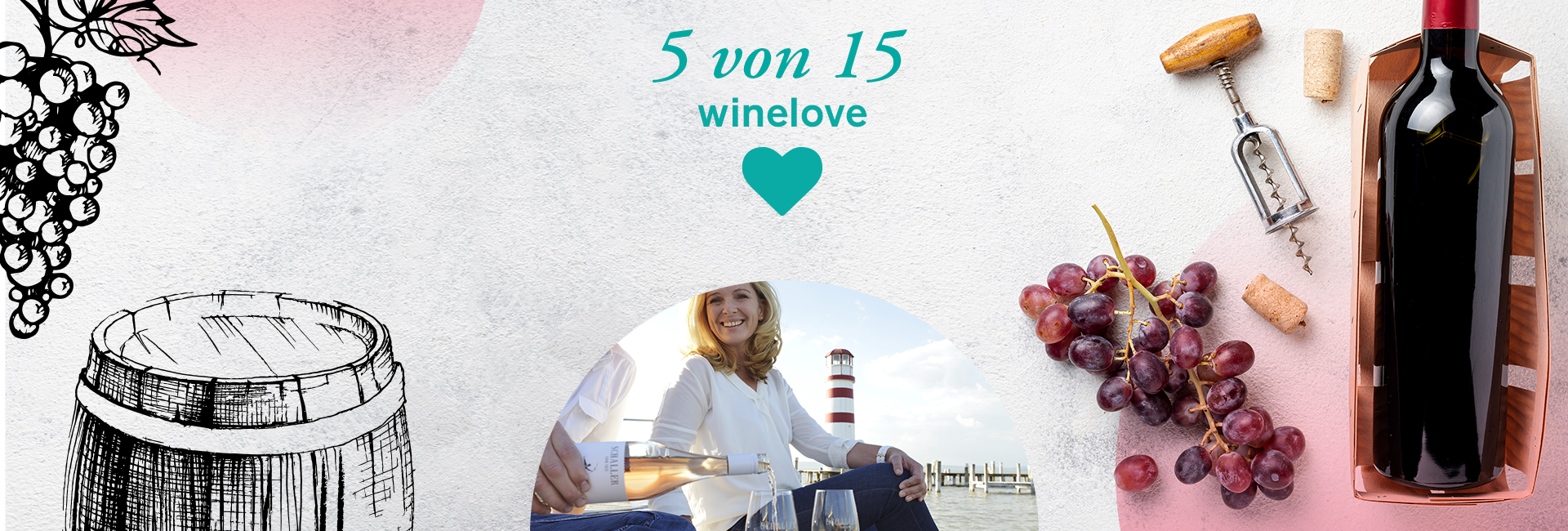 5. Weingläschen 🍷