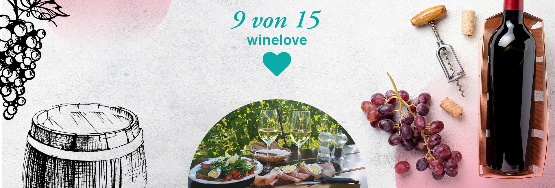 9. Weingläschen 🍷