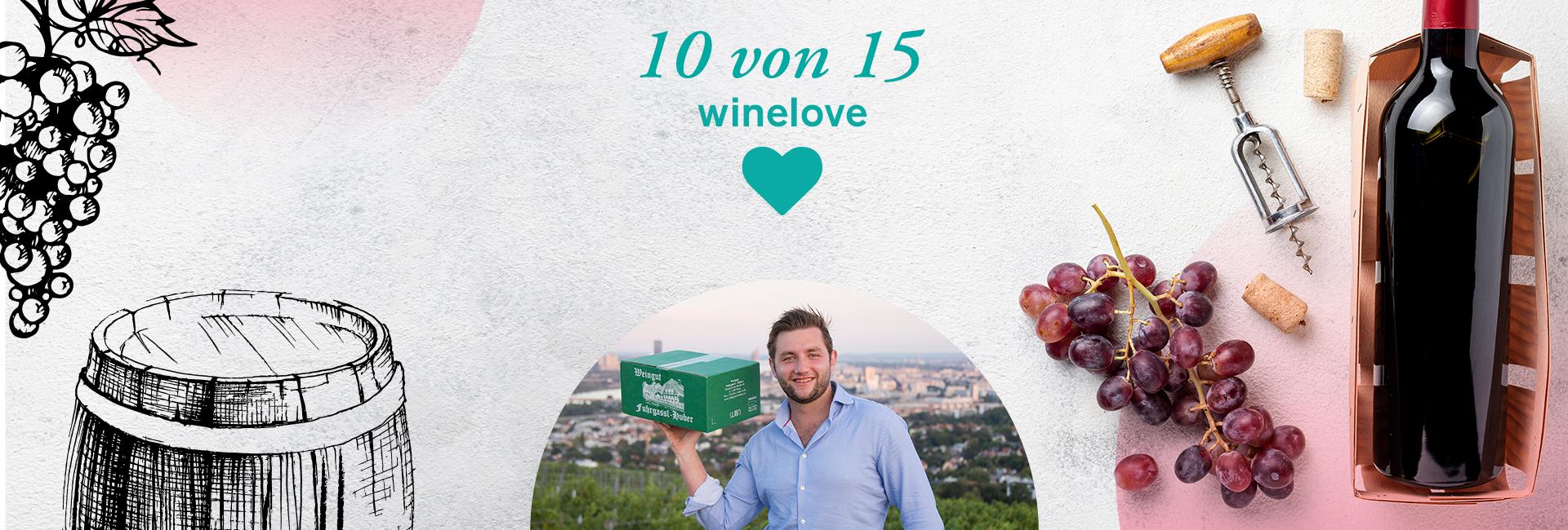 10. Weingläschen 🍷
