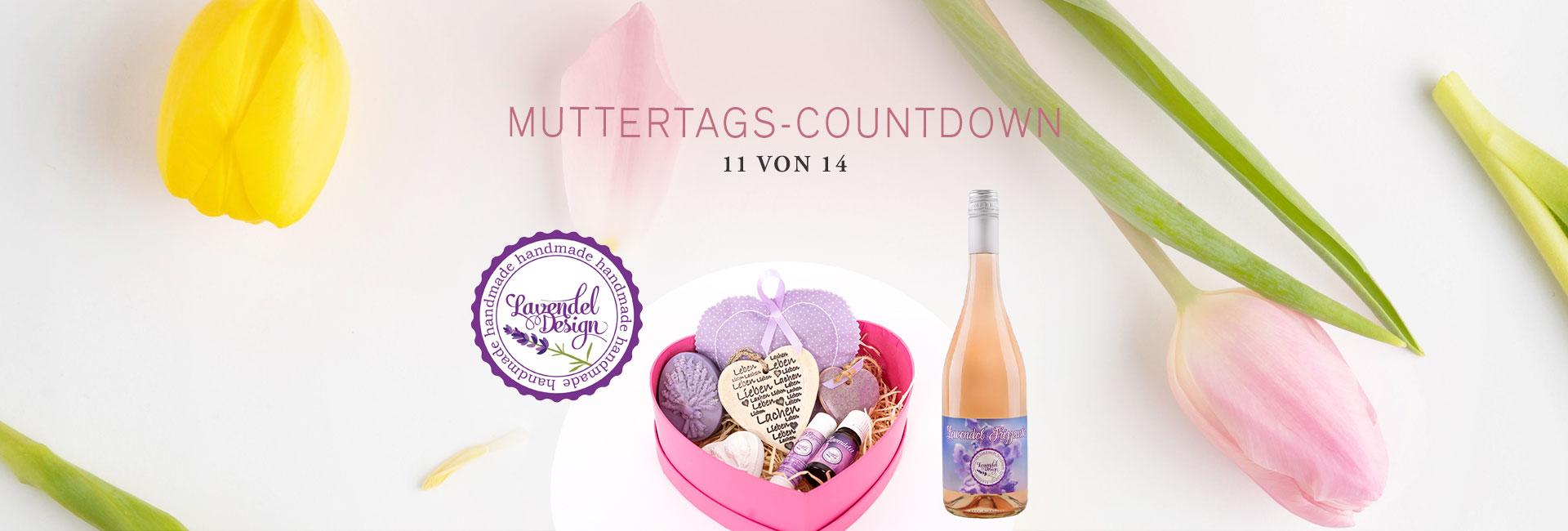 💐 Muttertags-Geschenkset von Lavendel Design
