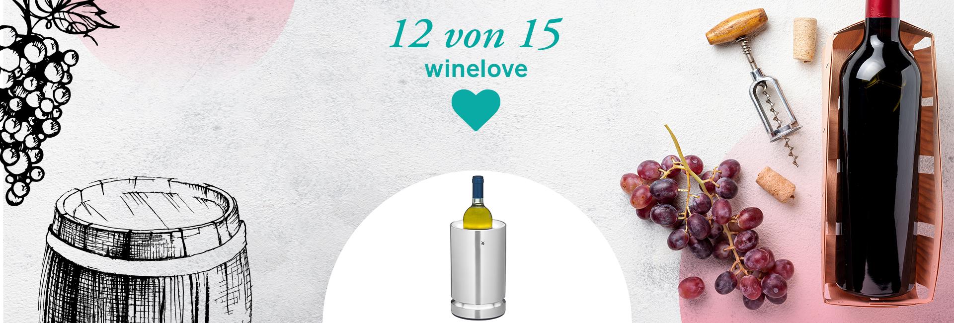 12. Weingläschen 🍷