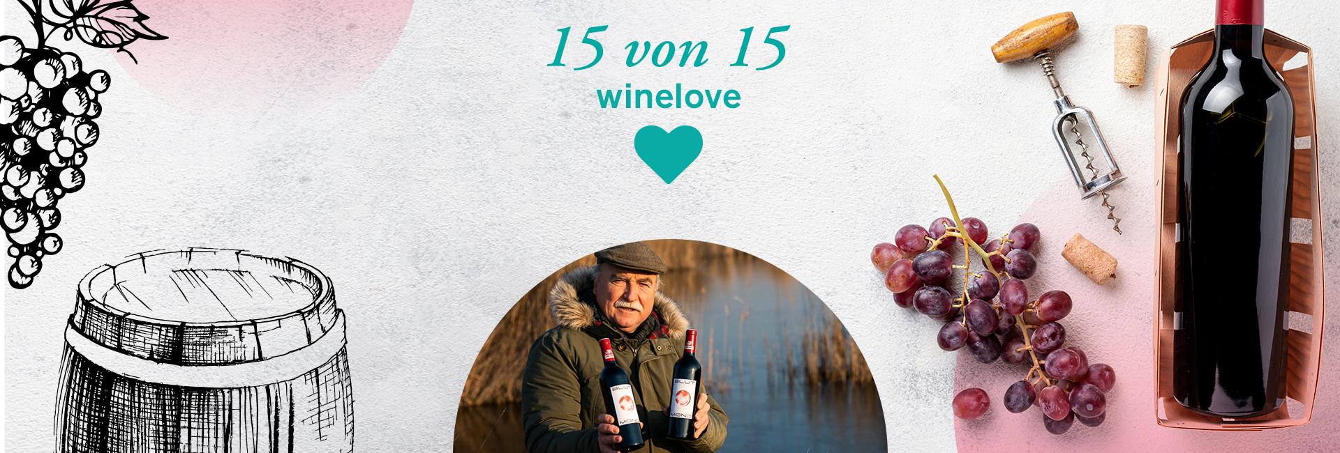 15. Weingläschen 🍷