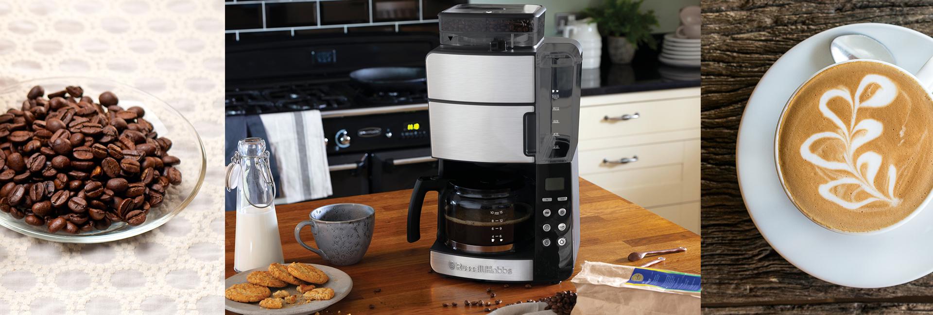 Kaffeemaschine von Russel Hobbs