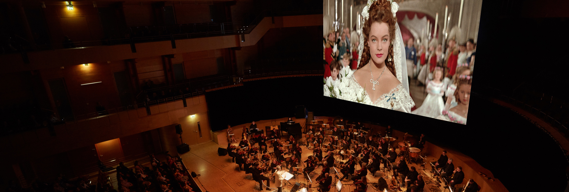 Sissi mit Live-Orchester