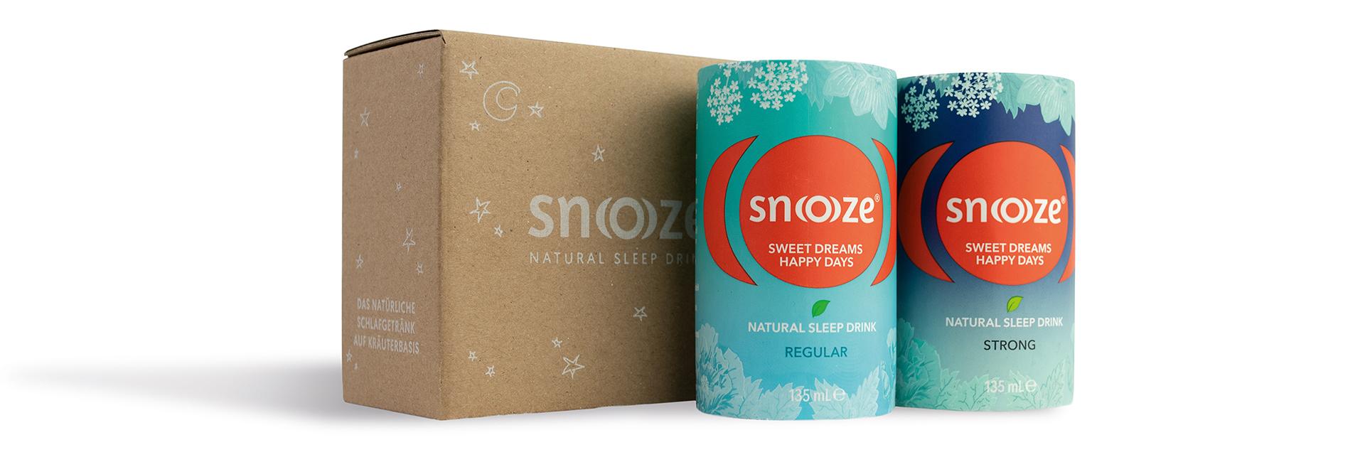 Snoooze-Geschenkbox