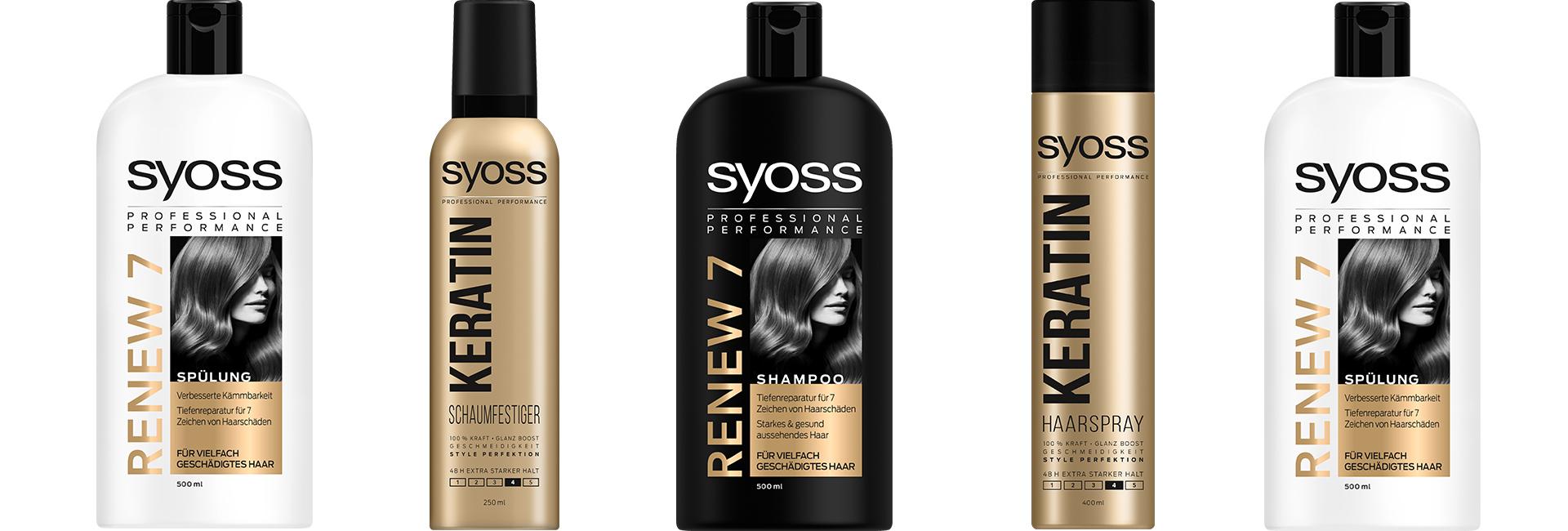 Syoss Haarpflege