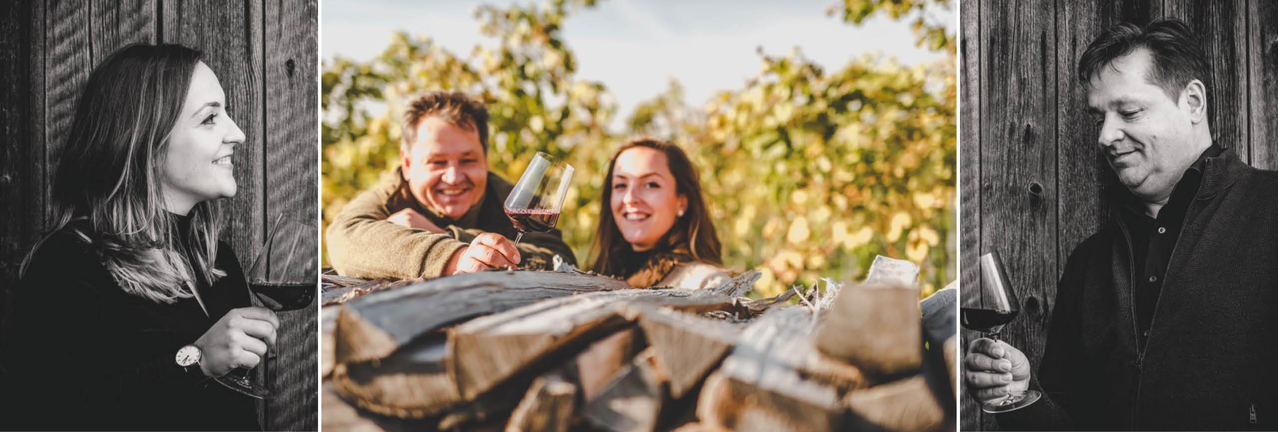 Verkostung für 2 Personen am Weingut Böheim