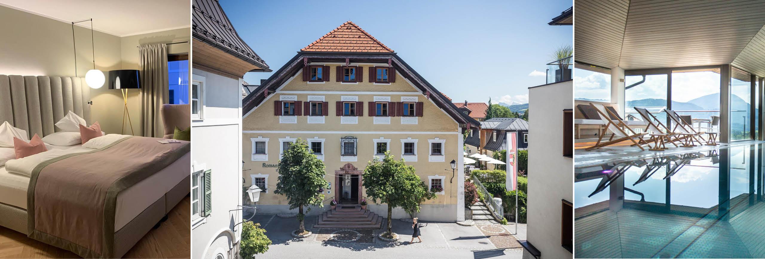 Romantik Spa Hotel Elixhauser Wirt****s