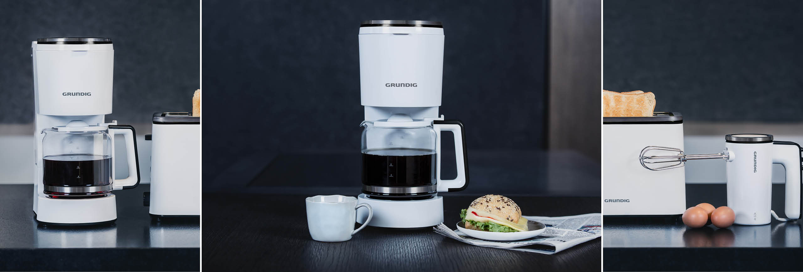 Kaffeemaschine KM 5860 von Grundig