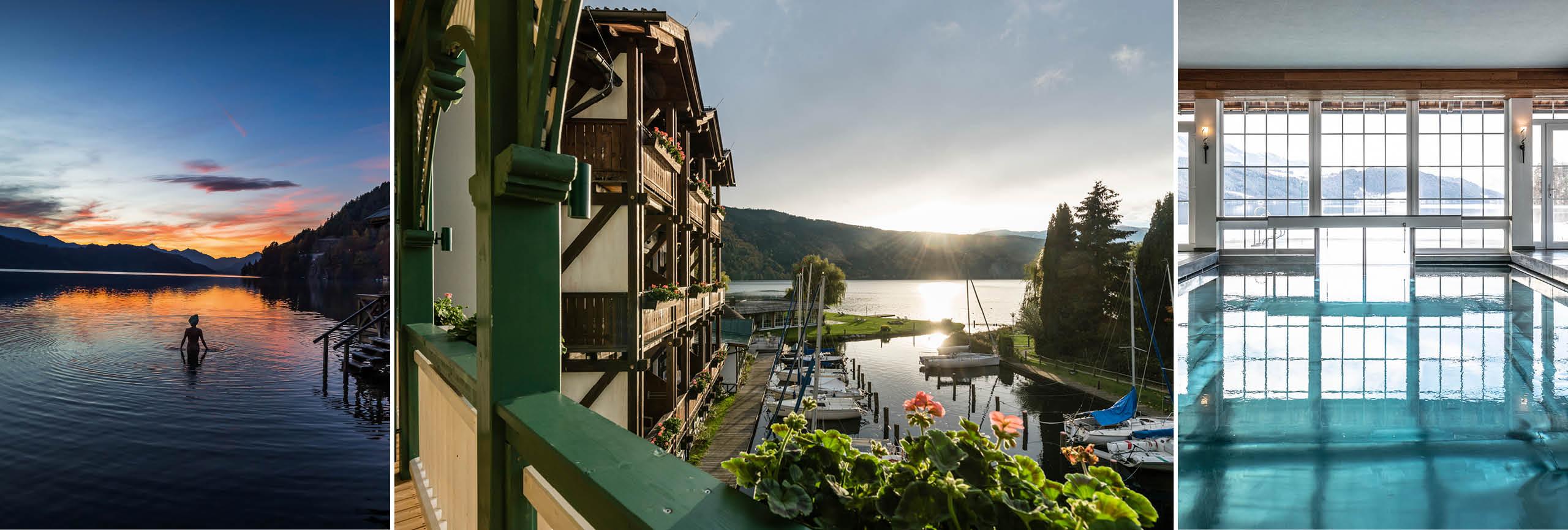 Romantik-Spa-Hotel Seefischer****