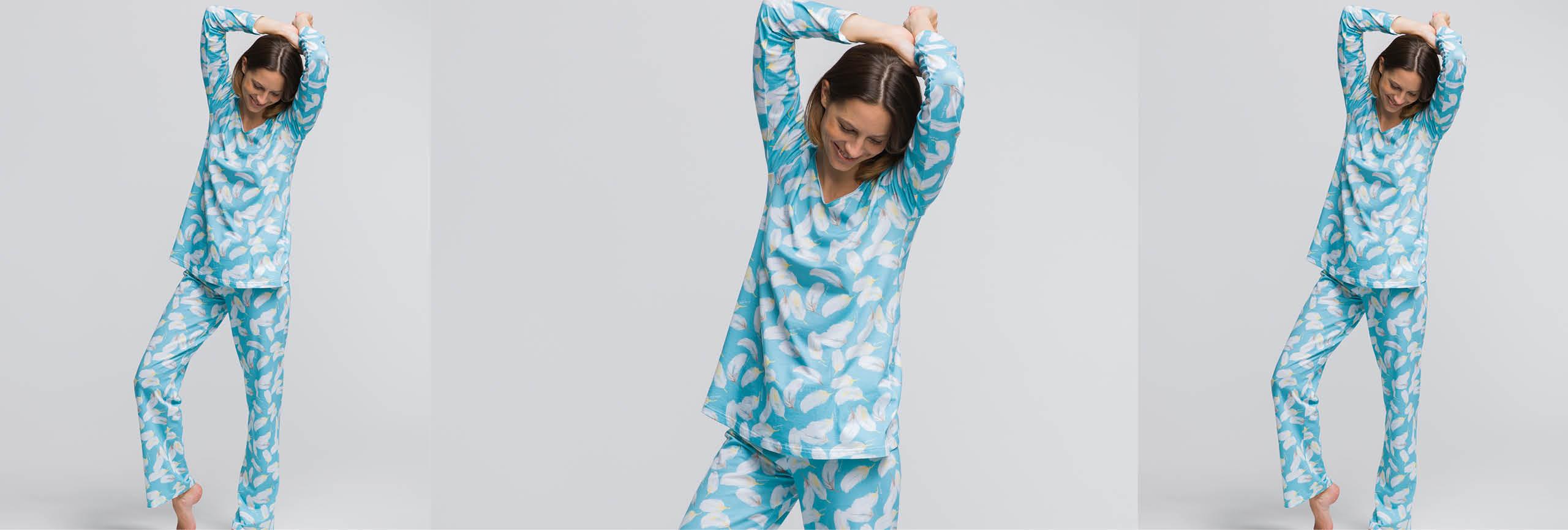 """Kuschelpyjama """"Luisa Hill"""""""