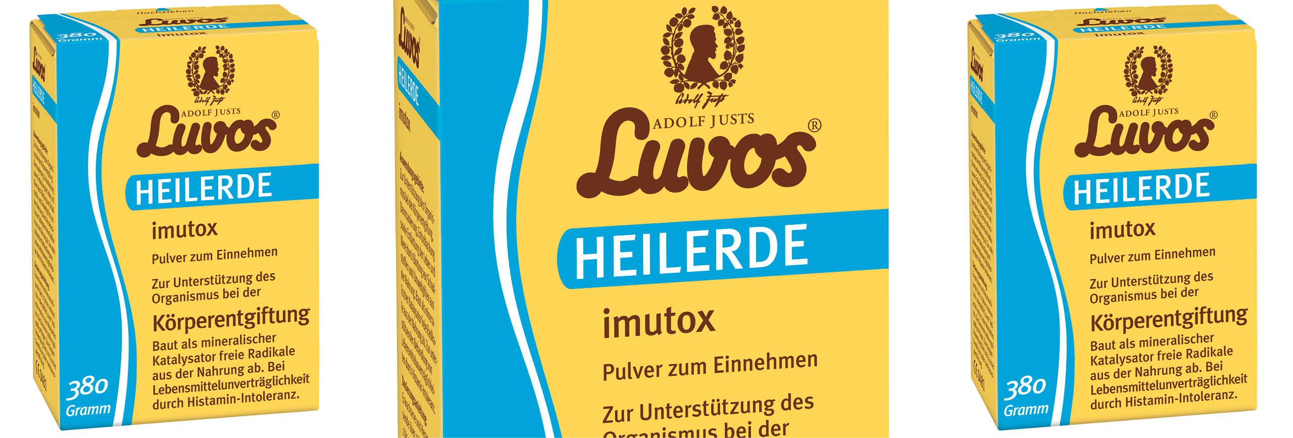 Luvos-Heilerde Pulver imotox