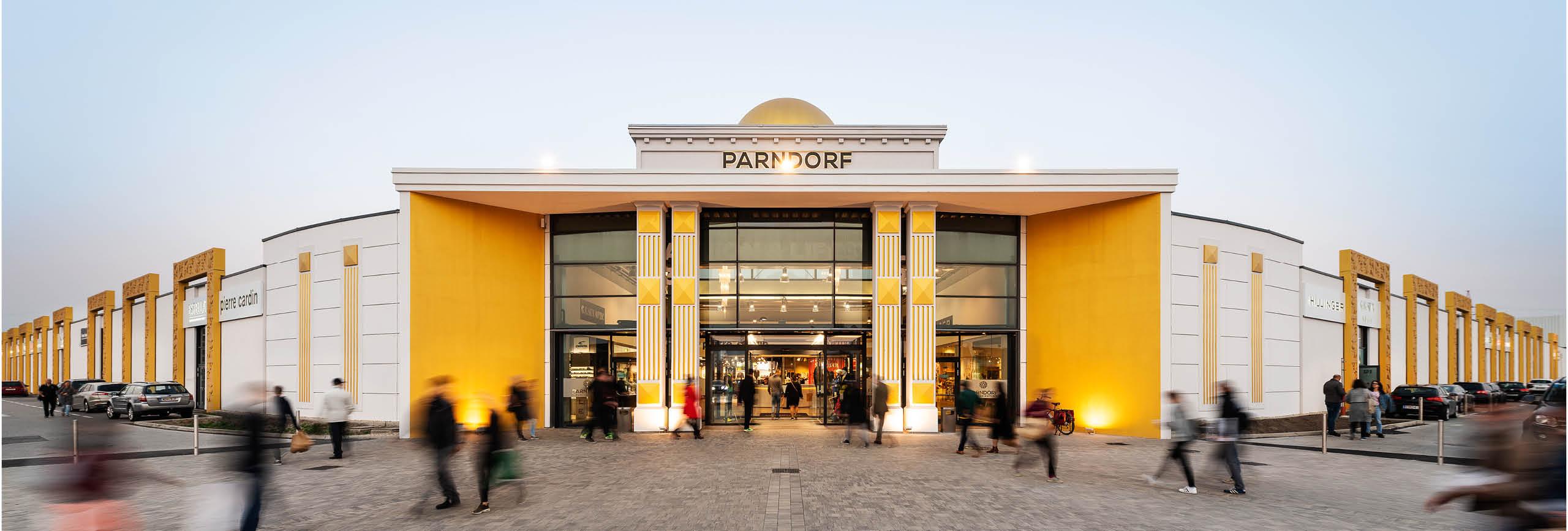 Shopping-Gutschein vom Parndorf Fashion Outlet