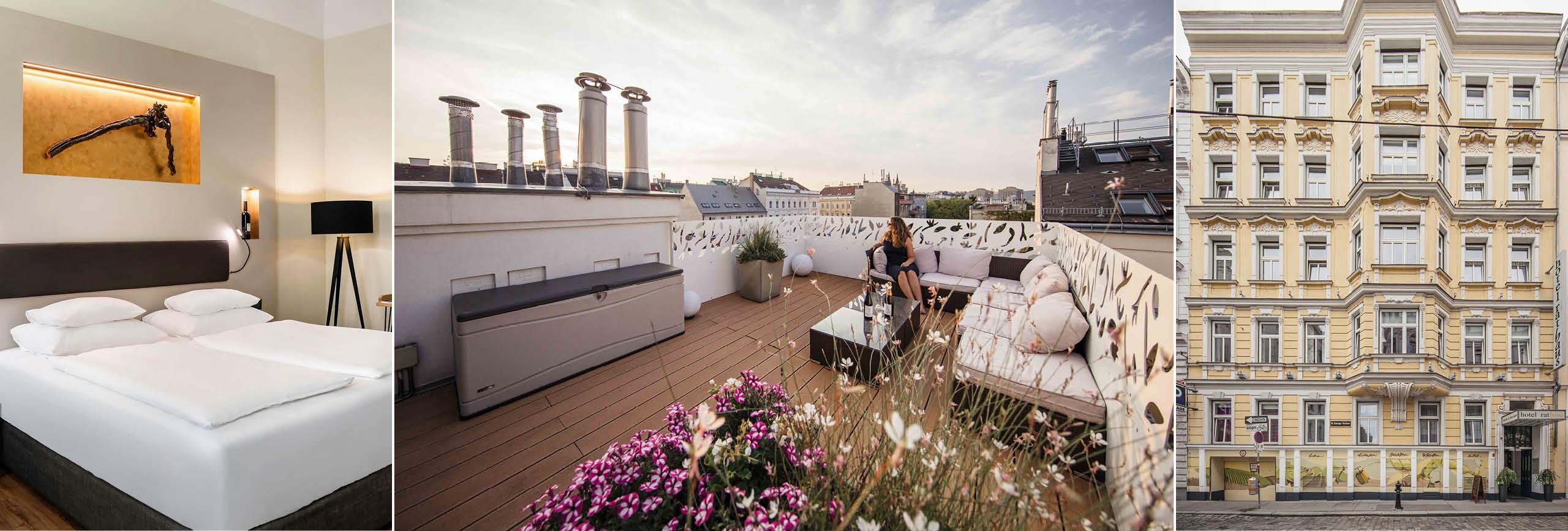 Hotel Rathaus Wein&Design****