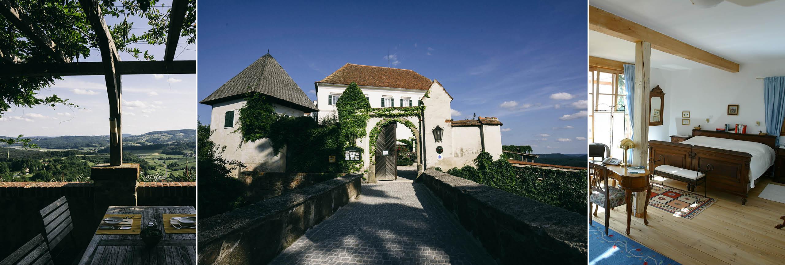 Schloss Kapfenstein****