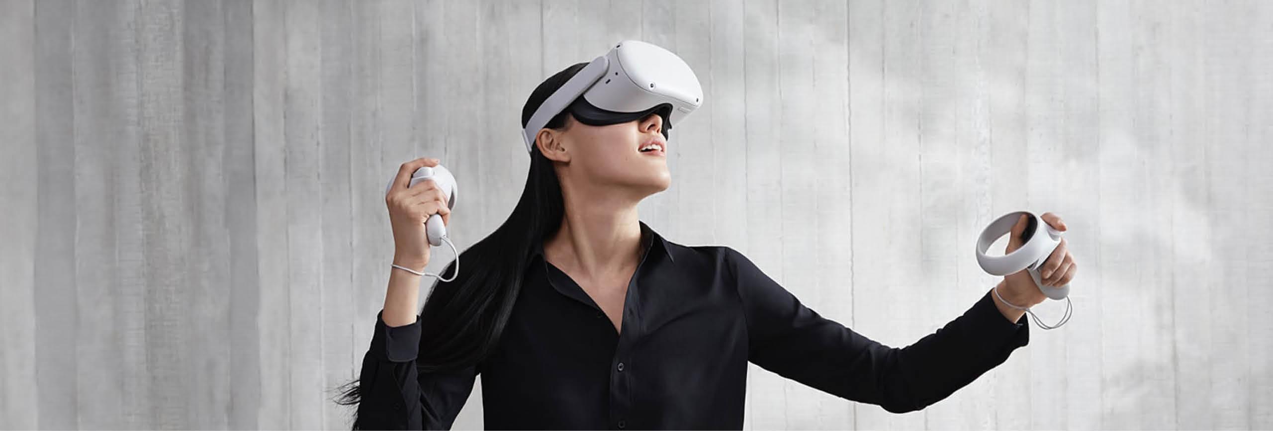 VR-Brille Oculus Quest 2