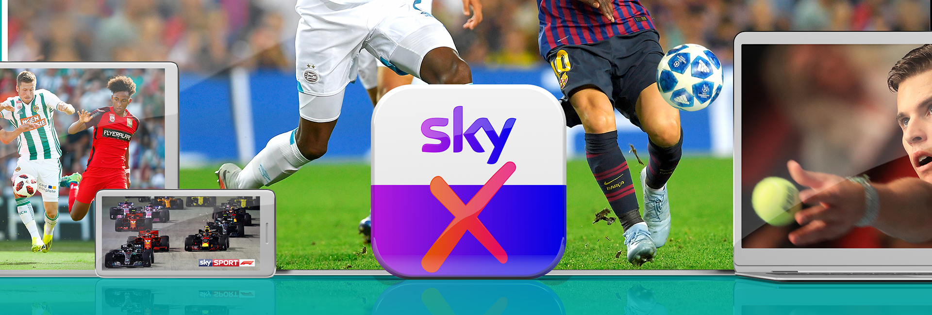 Sky X gratis streamen